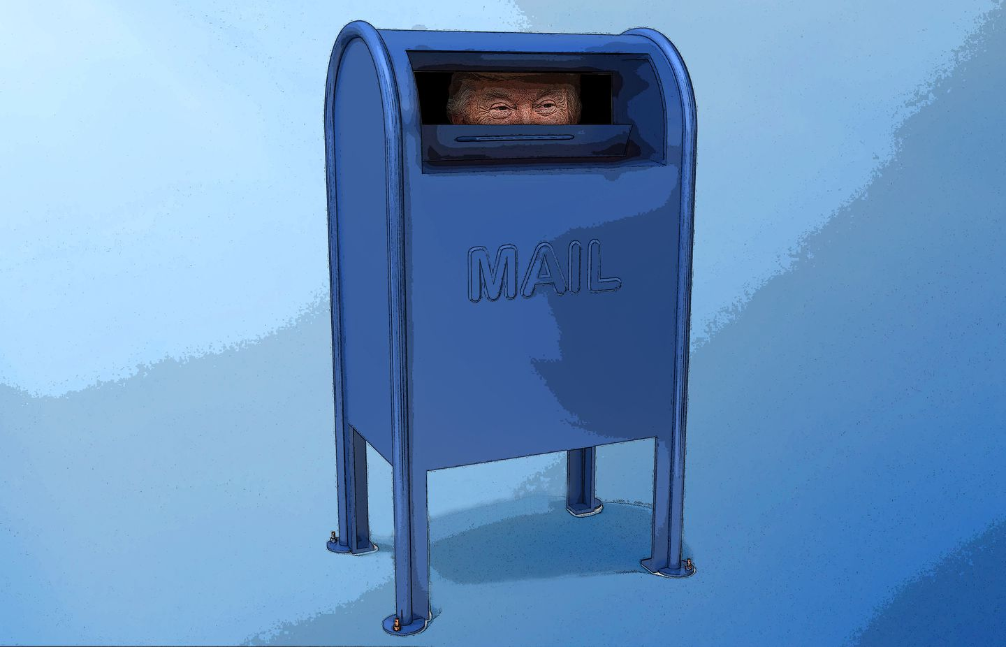 The Postal Service Has Always Delivered Trump Has Not The Boston Globe