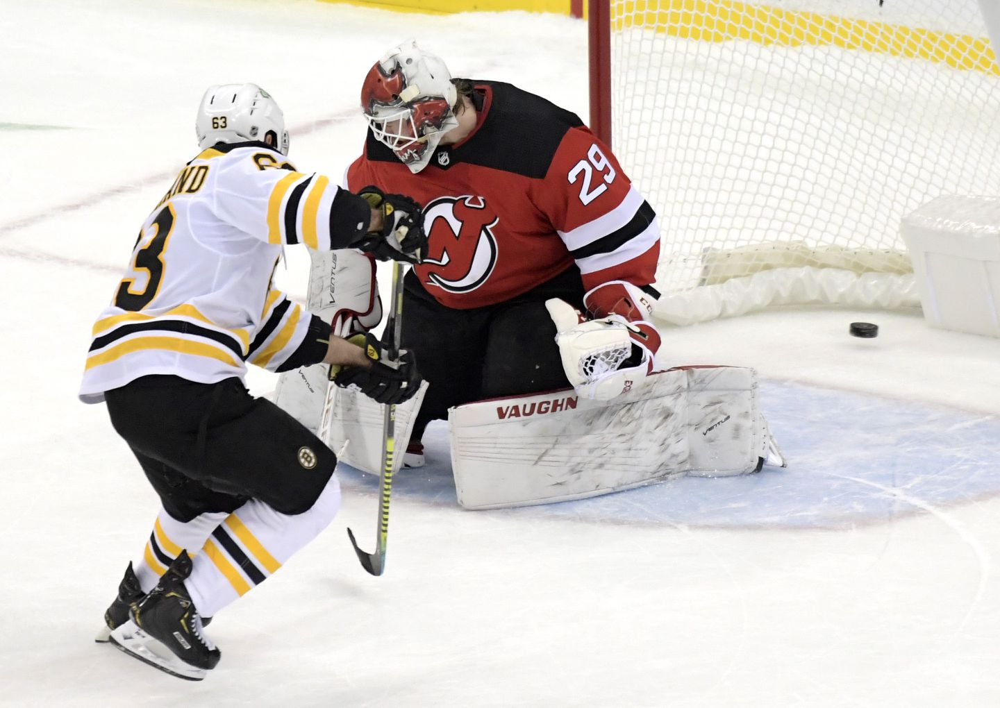 Among the many changes for the Bruins: Against Devils, they win a shootout  to open the season - The Boston Globe