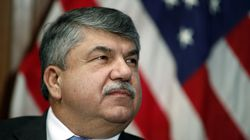 """""""The labor movement is the best vehicle out there to make broad social change that creates an America where everyone gets a chance to win once in a while, not just the people on Wall Street but every American out there,'' Mr. Trumka said."""