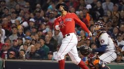 The Red Sox have scored just one run since Xander Bogaerts smacked a two-run homer in the first inning of Game 4.