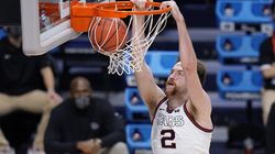 Gonzaga forward Drew Timme was the lone unanimous selection on the AP's preseason All-America men's basketball squad.