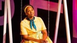 "Jasmine M. Rush in ""Queens Girl in the World."""