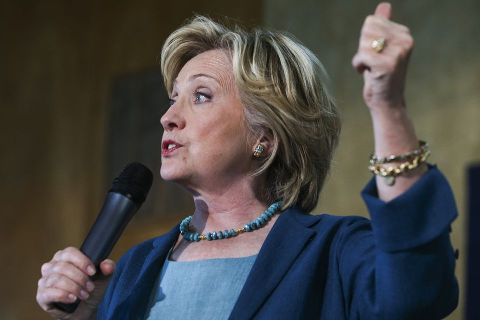 The best reason to support Hillary Clinton isn't the weaknesses of her opponents; it's her demonstrated strengths and experience.