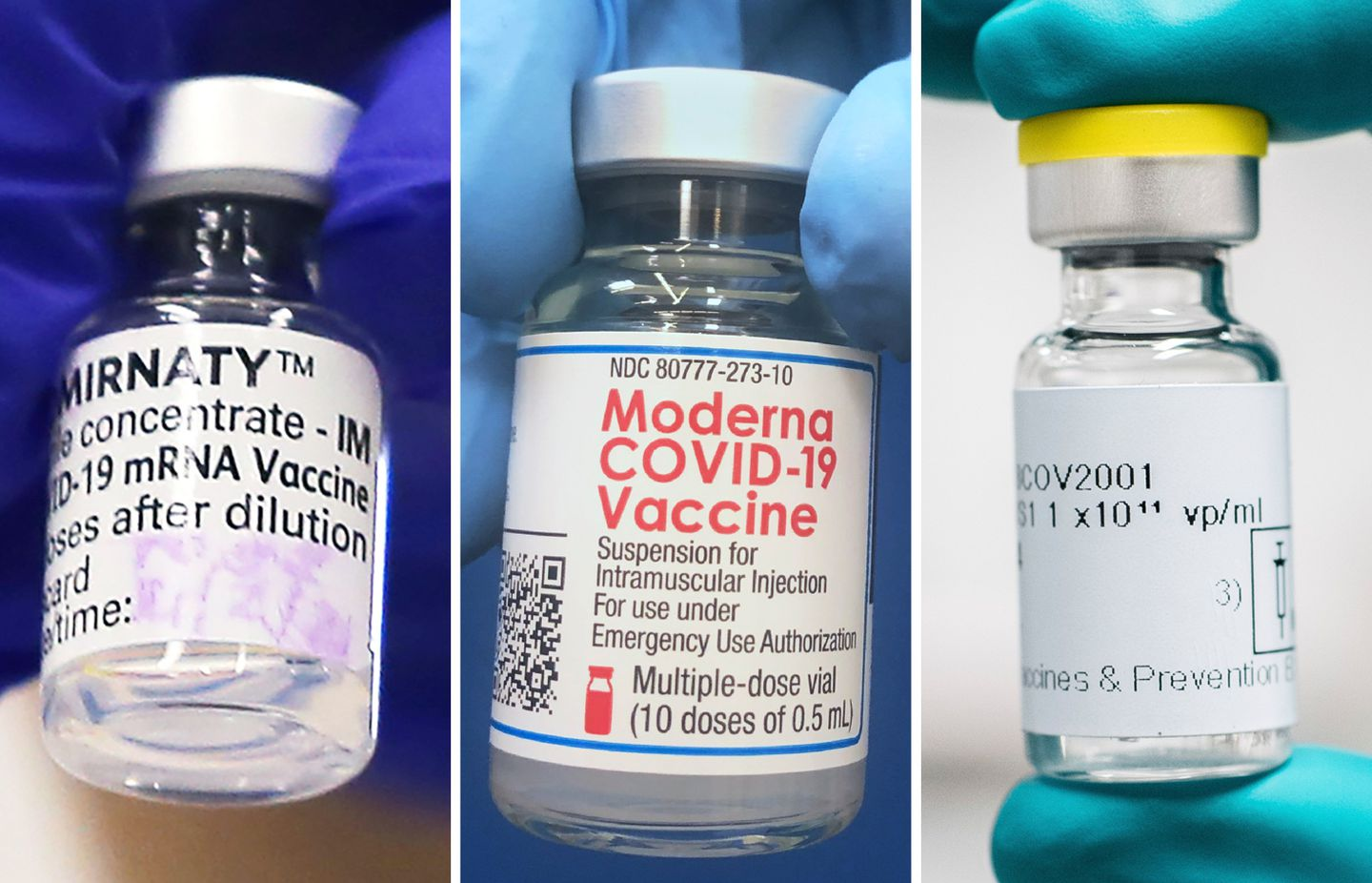 Is one of the vaccines best at preventing COVID Experts say no ...