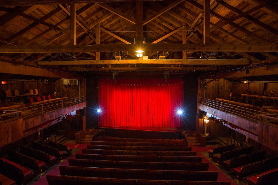 Cape Playhouse.