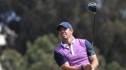 A 4-under-par 67 in the third round has Rory McIlroy sitting two shots behind the US Open leaders.