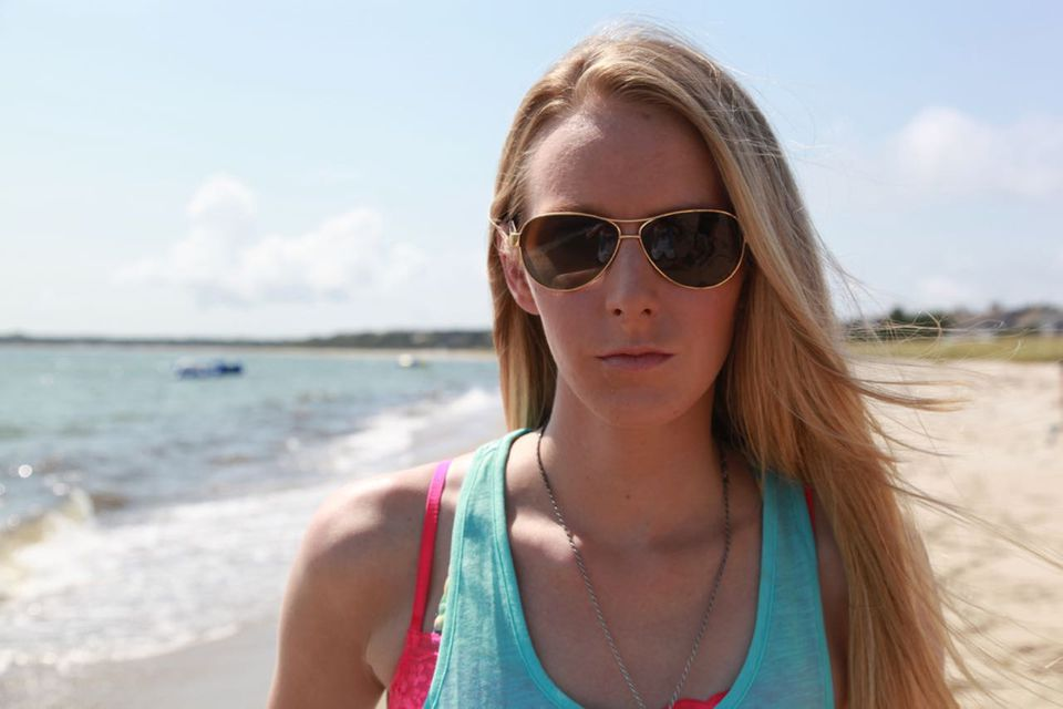 "Cassie and others talk about their drug addiction in HBO's ""Heroin: Cape Cod USA."""