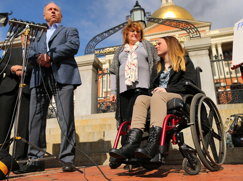 Parents of Justina Pelletier sue Boston Children's Hospital
