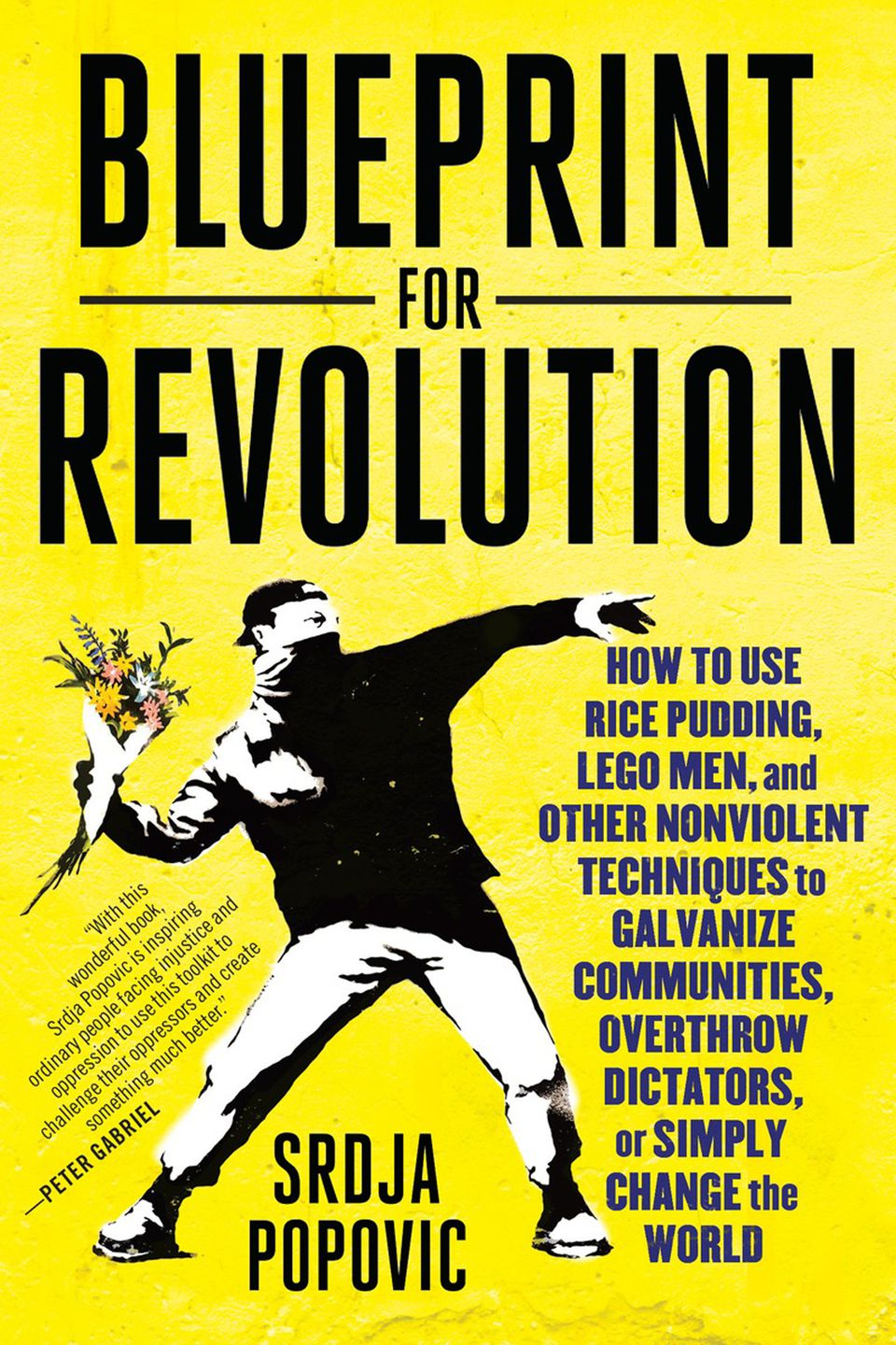 """Blueprint for Revolution"" by Srdja Popovic"