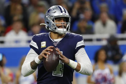 Film study: Cowboys' Dak Prescott is all about poise and production