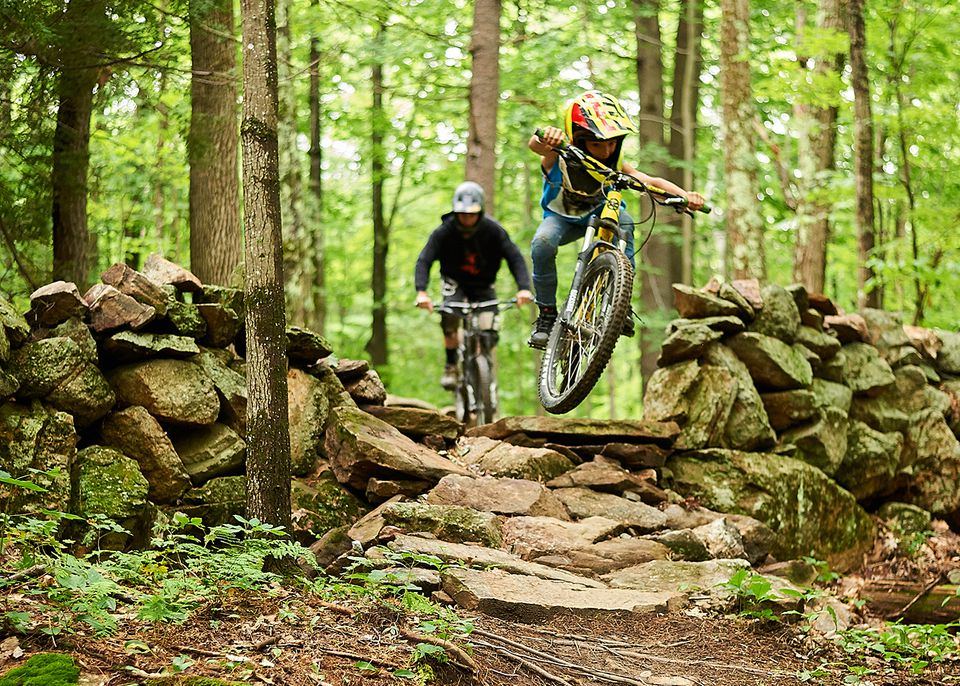 The focus of camps at Highland Mountain Bike Park is in the name.
