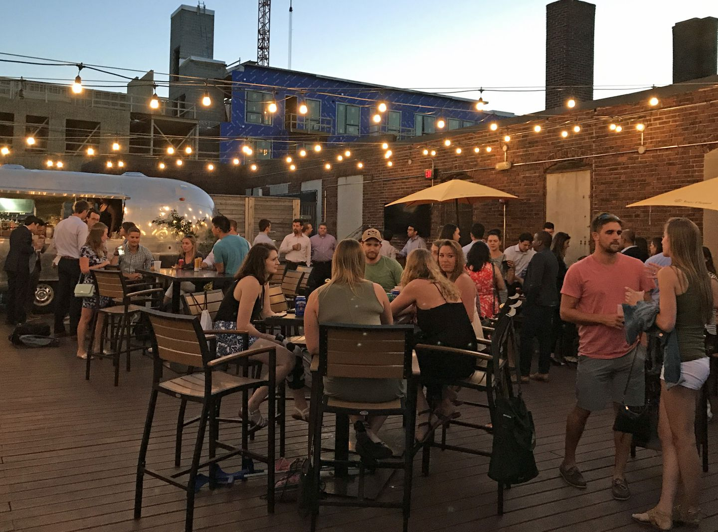 5 Of The Best Rooftop Bars And Restaurants In Boston The