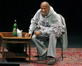 Bill Cosby performed at the Buell Theater in Denver on Jan. 17.