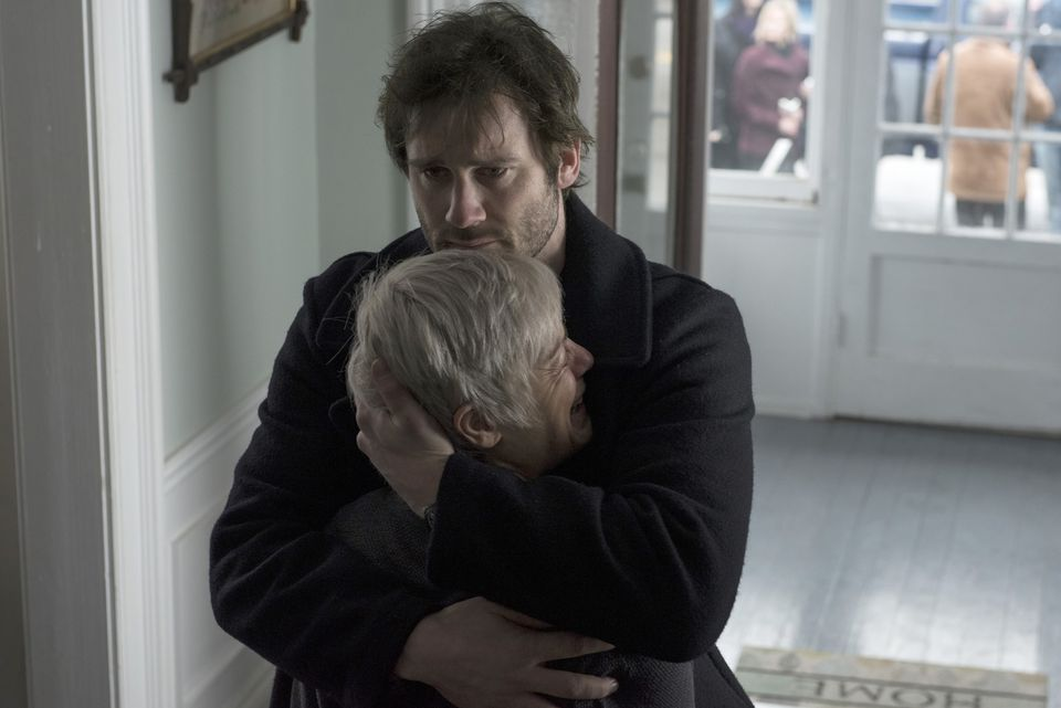 """Clive Standen (with Victoria Snow) stars as Bryan Mills, the former Green Beret portrayed by Liam Neeson in the """"Taken"""" films."""