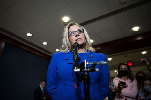 Republicans just tried to cancel Liz Cheney. They may have launched her presidential bid instead