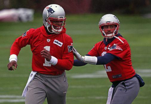 Patriots will be re-signing quarterback Brian Hoyer - The Boston Globe
