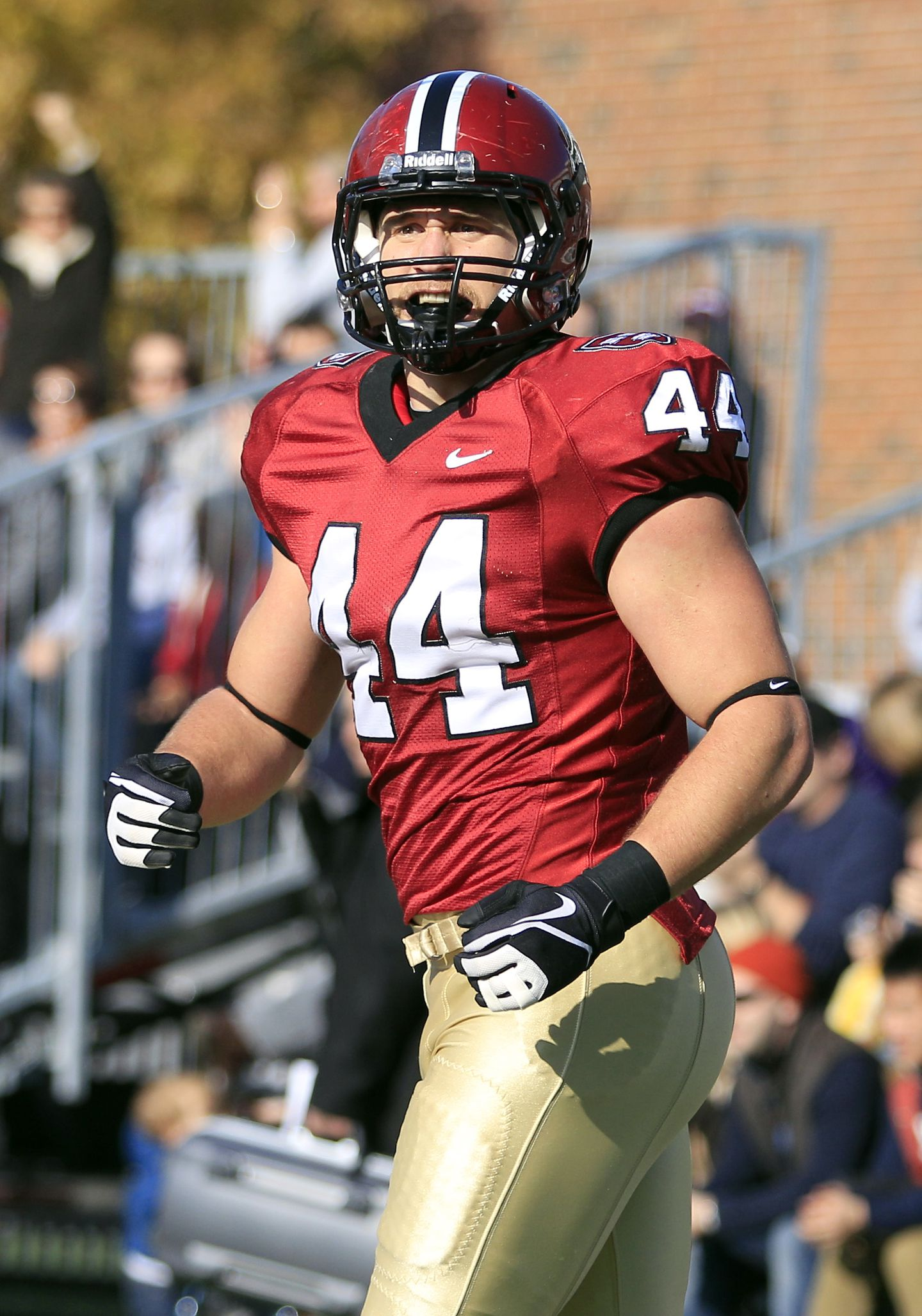 Harvard's Kyle Juszczyk is bound for Baltimore - The Boston Globe