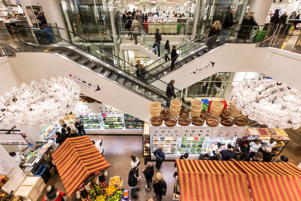 The Eataly emporium  in Chicago, which opened in 2013. (Hugh Galdones)