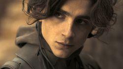 """Timothée Chalamet in """"Dune."""""""