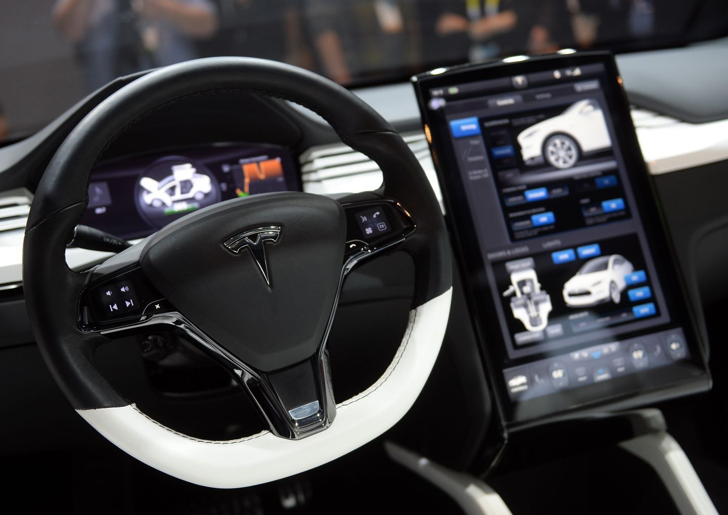 How Can A Software Update Make A Car Faster The Boston Globe