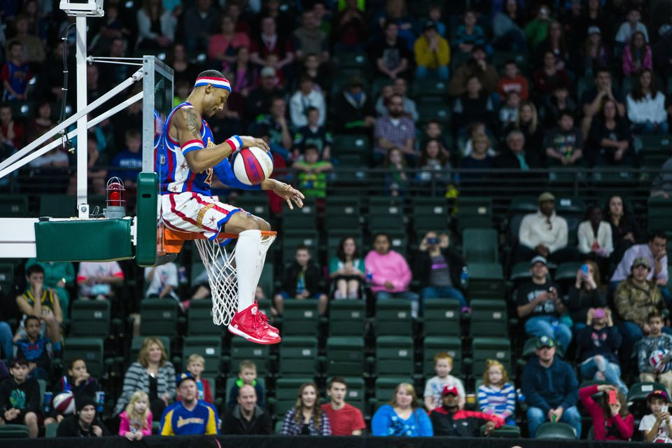 The Harlem Globetrotters have risen to great heights since being founded nearly 100 years ago.
