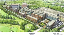 Developers will seek changes for a mixed-use residential, retail, and business project at the MBTA's Riverside station that was approved by Newton's City Council last year.