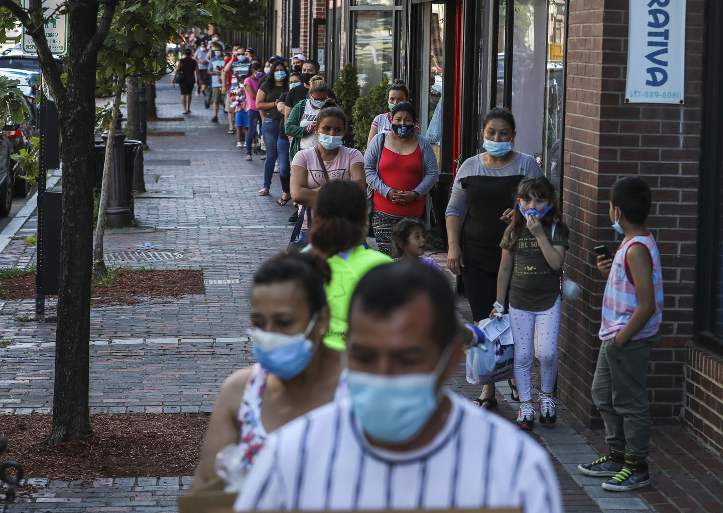Even as case count drops, aftereffects of coronavirus persist in Chelsea