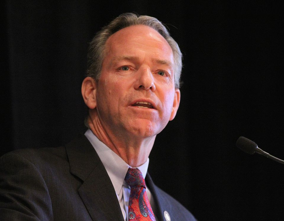 John Fish, chairman of Boston 2024, said his group will support a statewide referendum.