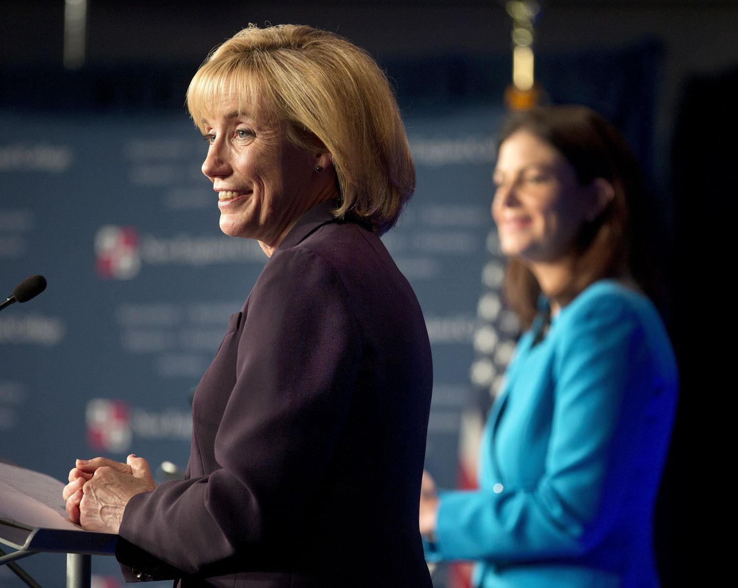 Maggie Hassan was known as partisan lawmaker - The Boston Globe
