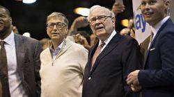 Billionaires Bill Gates and Warren Buffett have been longtime friends.