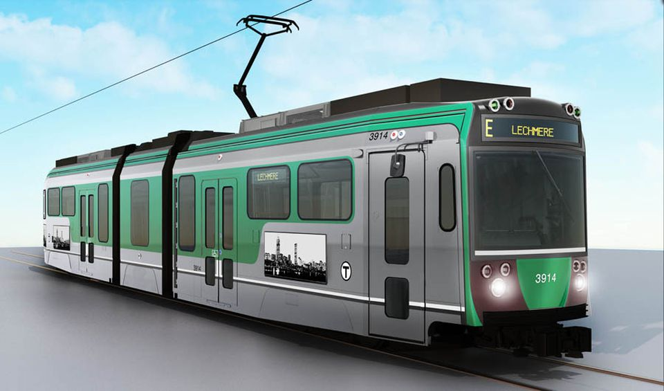 """The T said a """"commanding 89 percent"""" of ballots were cast for this paint scheme."""