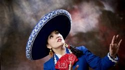 Veronica Robles will perform with her Mariachi Quartet at the BU Global Music Festival.