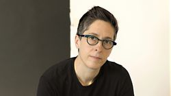 """Alison Bechdel is the creator of the comic strip """"Dykes to Watch Out For,"""" and her graphic memoir """"Fun Home"""" was a bestseller that was adapted into a Tony Award-winning musical."""
