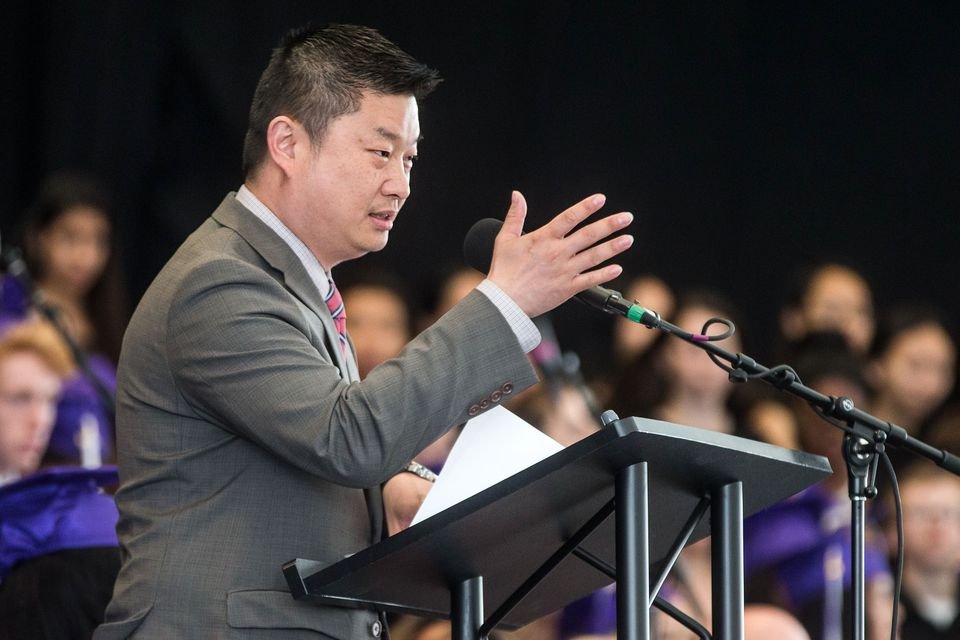 Boston schools Superintendent Tommy Chang.