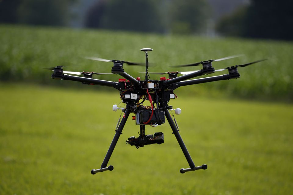 Neurala's software is used in drones and other machines.