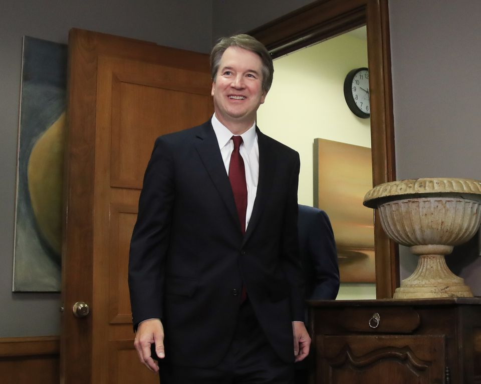 Brett Kavanaugh was hired as a professor at Harvard in 2008 as part of an effort to bring more ideological diversity to the school.