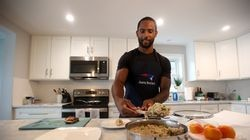Justin Bethel of the Patriots initially planned to study culinary arts at Johnson & Wales University in Providence.