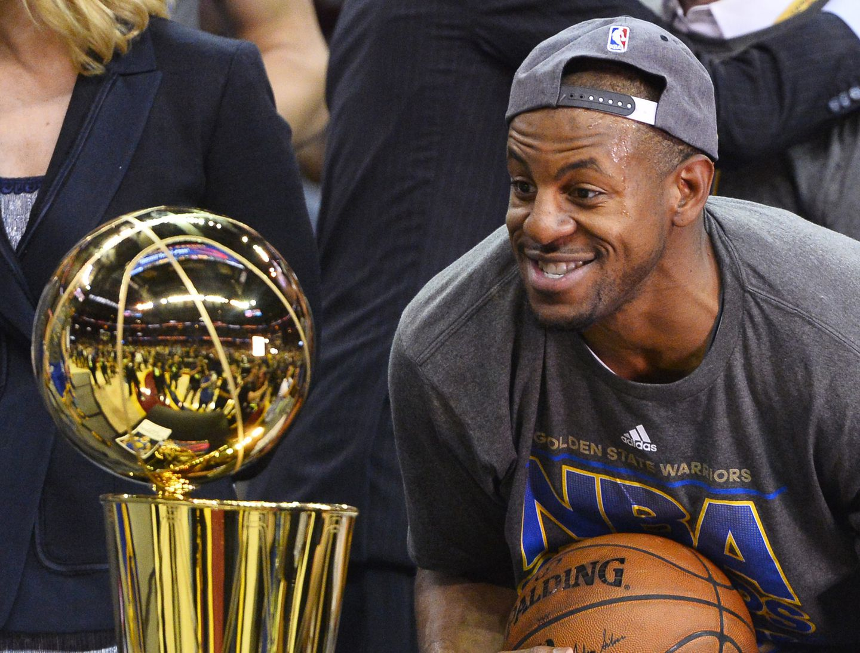 Warriors guard Andre Iguodala named NBA Finals MVP - The Boston Globe