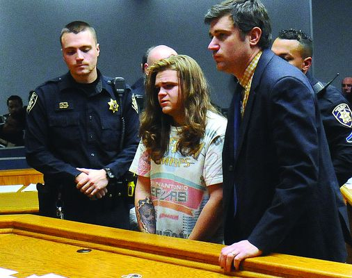 3 charged in connection with slaying of Woonsocket, R.I., 17-year-old in case of mistaken identity