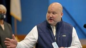 Massachusetts Education Commissioner Jeff Riley.