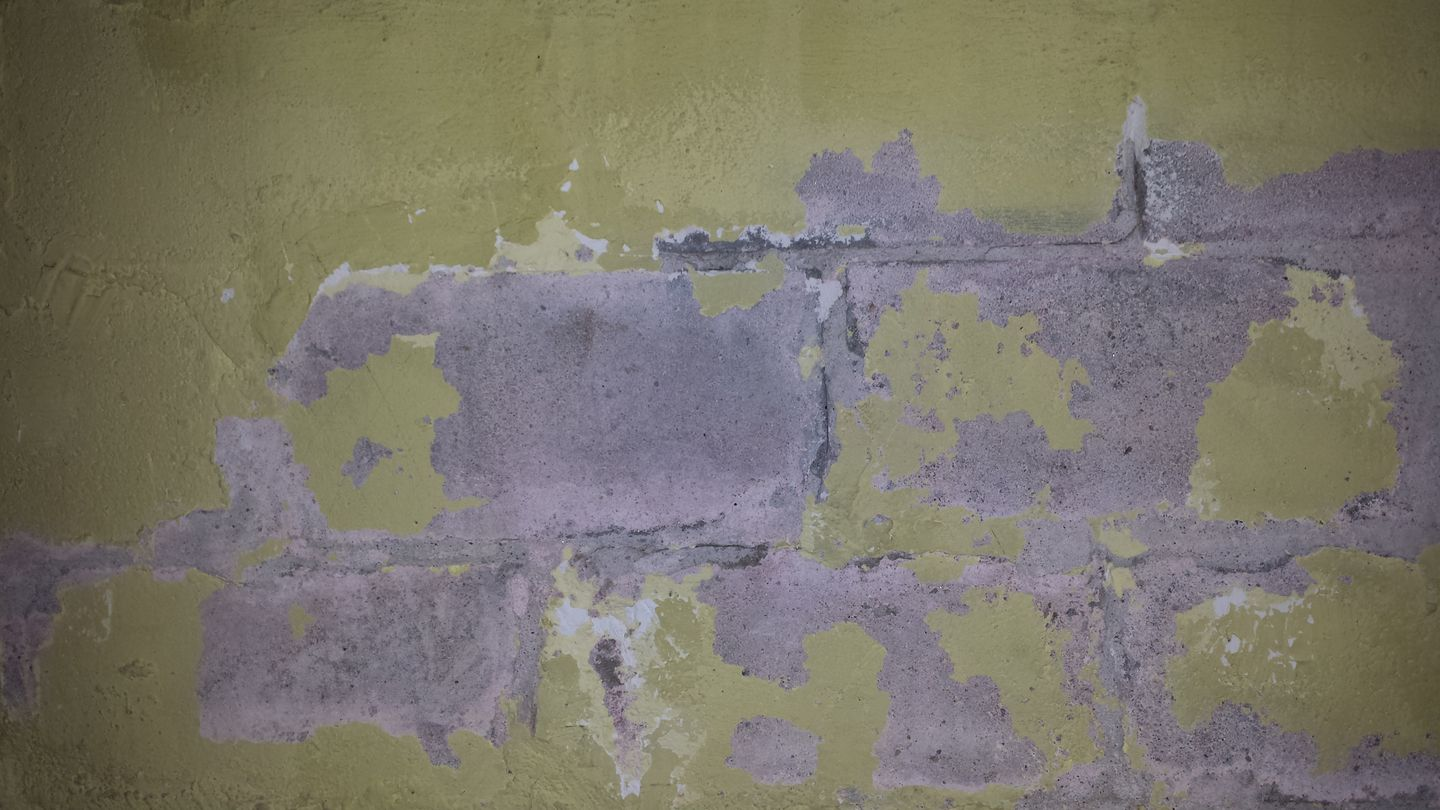 Image of: How To Repair Minor Damage To A Cinder Block Wall The Boston Globe