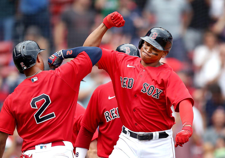 All-Star Game: Red Sox' Rafael Devers, Xander Bogaerts earn starting nods - The Boston Globe
