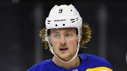 Jack Eichel's future in Buffalo is uncertain after he was stripped of his captaincy.