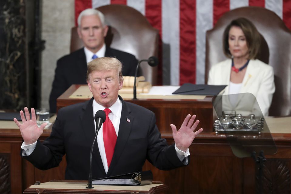 Republicans and Democrats tentatively agreed Monday night to a spending measure that would fund the government through the end of the fiscal year. The deal would finance construction of new barriers along the US-Mexico border and prevent the government from shutting down for a second time in 2019.