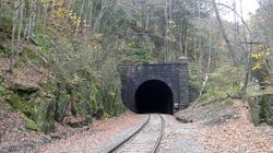 With its history of wretched working conditions and horrible deaths, the Hoosac Tunnel is one of the region's most haunted spots, says author Robert Oakes. This place disturbed him more than any other site he visited.