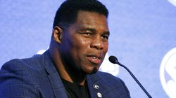Herschel Walker talked about 150 years of college football during the NCAA college football Southeastern Conference Media Day in Hoover, Ala., on July 16, 2019. Walker appears to have a coveted political profile for a potential Senate candidate in Georgia.