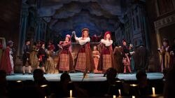 """Boston Early Music Festival's 2021 digital lineup includes its 2017 production of Campra's """"Le carnaval de Venise."""""""