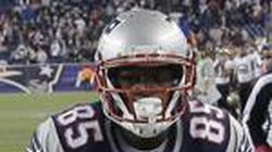 Kenbrell Thompkins played two seasons with the Patriots (2013-14).
