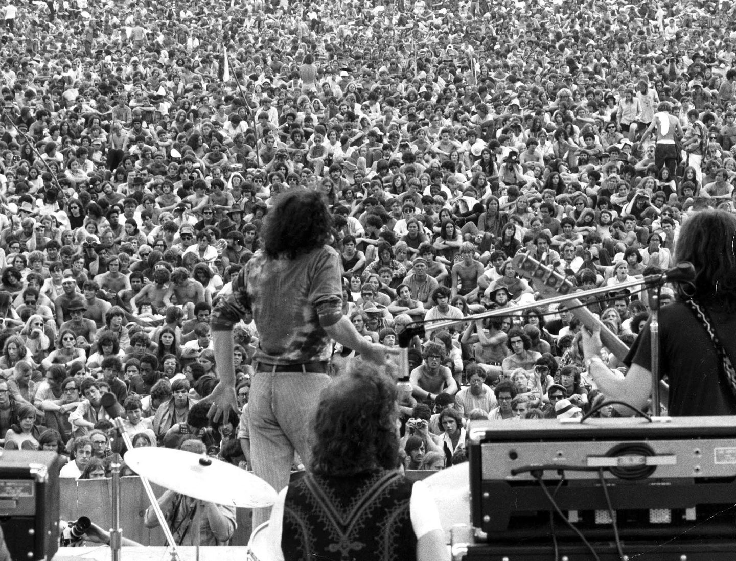 Original Woodstock Site To Host 50th Anniversary Concert