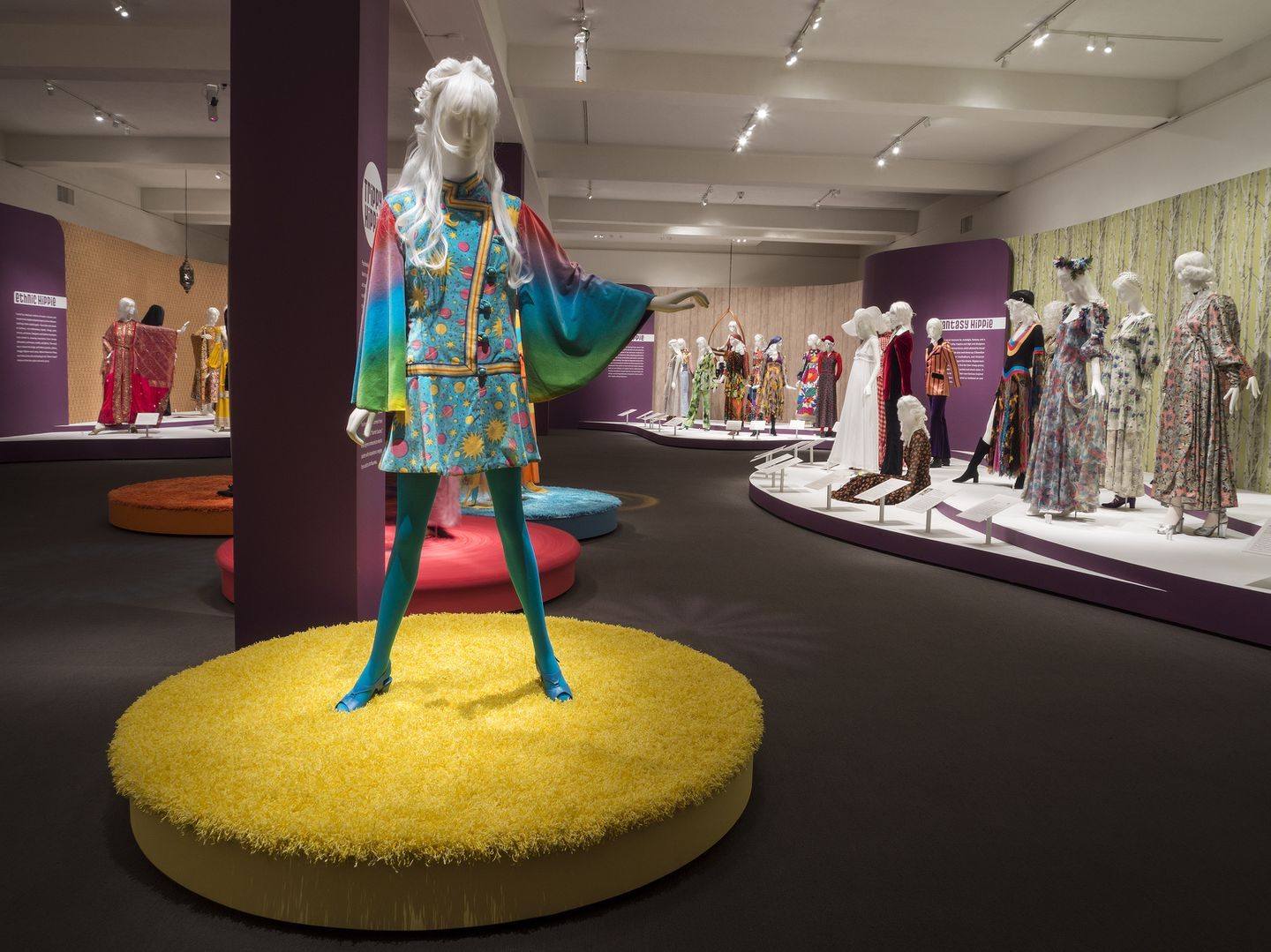 Summer Of Love Hippie Chic At The Museum Of Fine Arts The Boston Globe